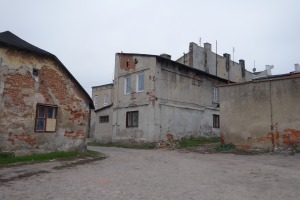 Former Jewish homes