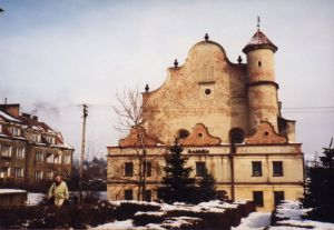 Lesko Synagogue, 1992