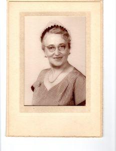 Auntie Nunia/Maria Weglinska