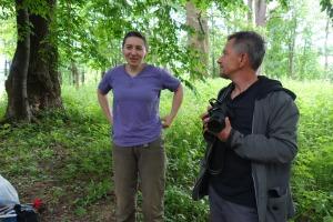 Ewa Bryła speaks with Marek Duszyński of MojeLesko.pl