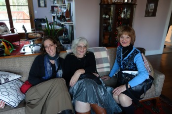 Anna, Miriam, and Susi (descendants of Abram, son of Jankel and Tema).