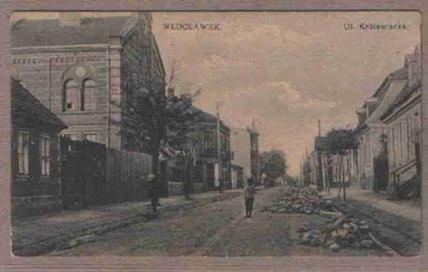 Synagogue on ul. Królowiecka, Włocławek