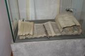 Torah in the Kutno Museum