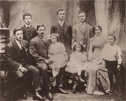 BerthaPiwkoNathanPaulineEwa c1908