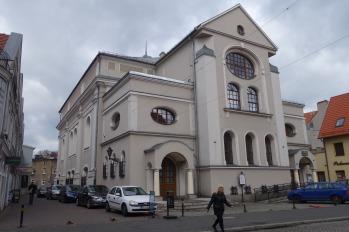 Former synagogue, Leszno