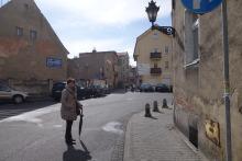Jewish quarter, Leszno