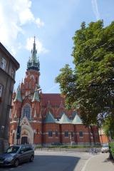 St Józef's Church, Podgórze